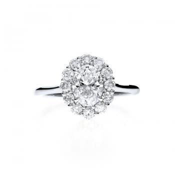 如夢之境 鑽石戒指 / Shangri La