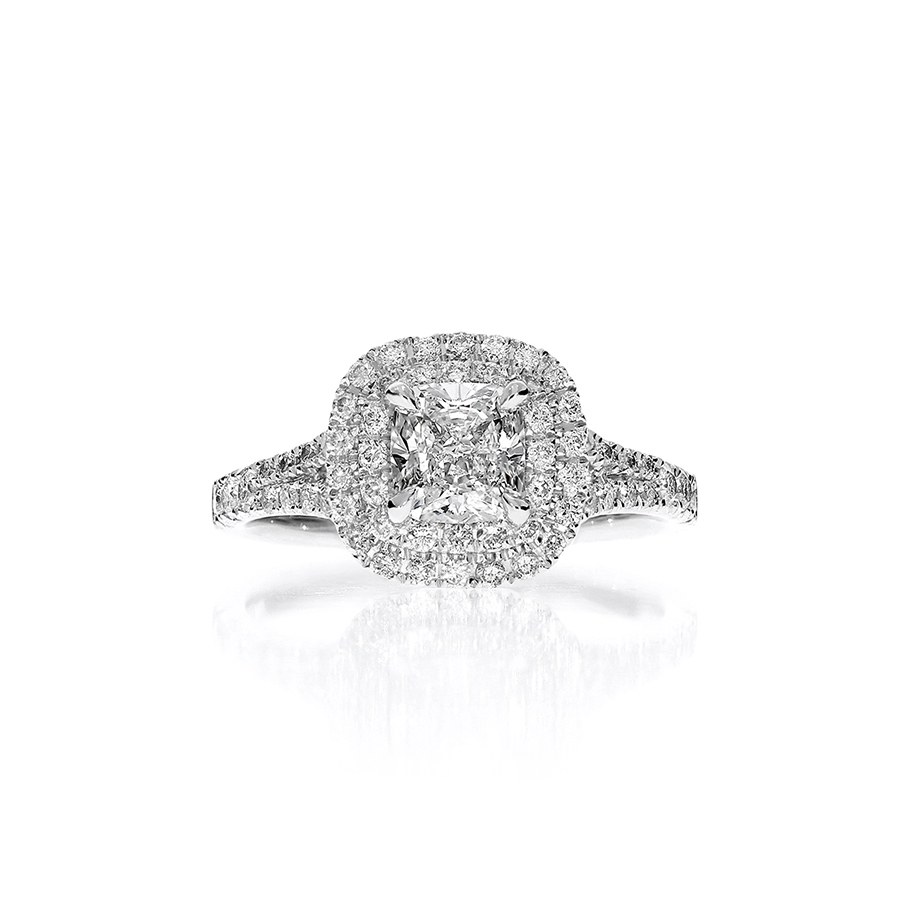 溫柔呢喃 鑽石戒指 / Soft touch