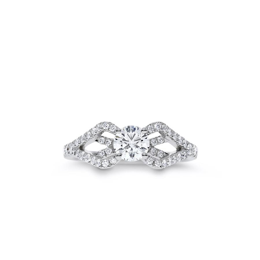 皇室風範  鑽石戒指 / Royalty