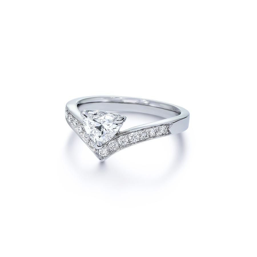 仙女的后冠  鑽石戒指 / Fairy Crown