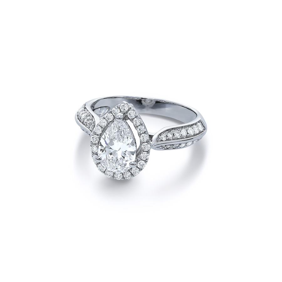 溫柔時光  鑽石戒指  / Gentleness