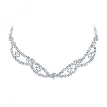 眷戀  鑽石項鍊  / Attachment