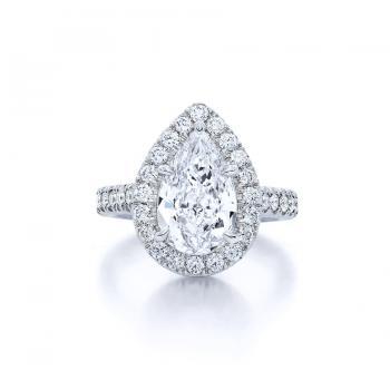 溫柔時刻  鑽石戒指 /  Gentle moment