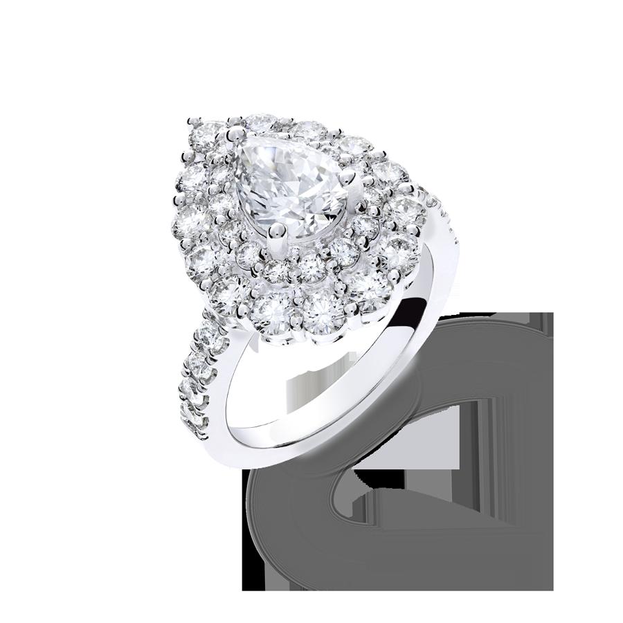 破繭 鑽石戒指 / Gentle moment