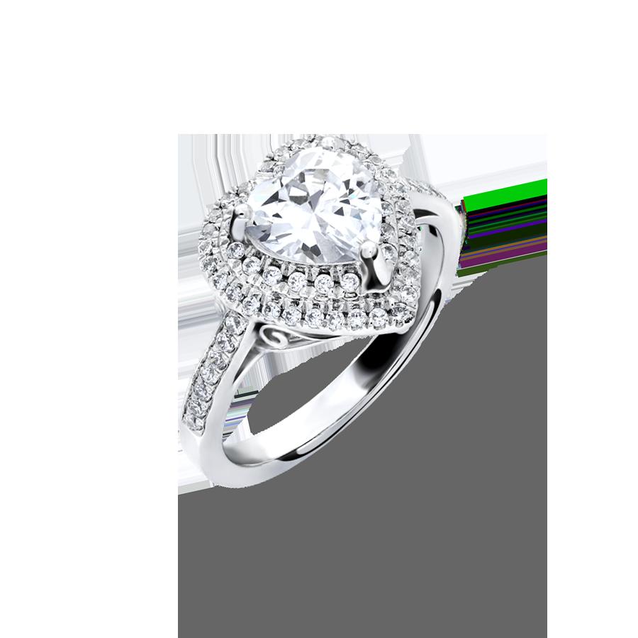 摯愛 鑽石戒指 /   Love