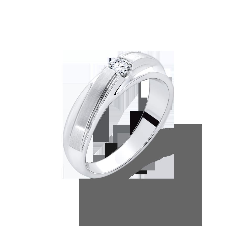 諾言 鑽石戒指 /  Promise