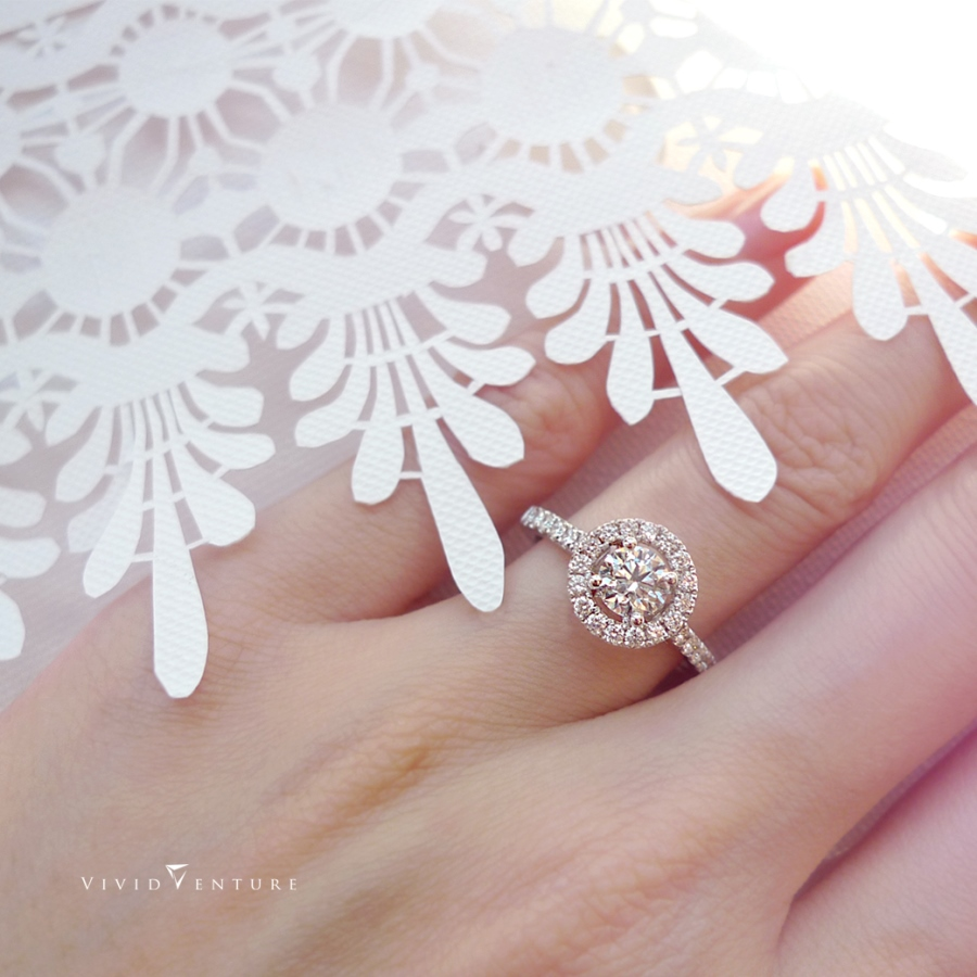 無盡的愛 鑽石戒指 / Endless Love