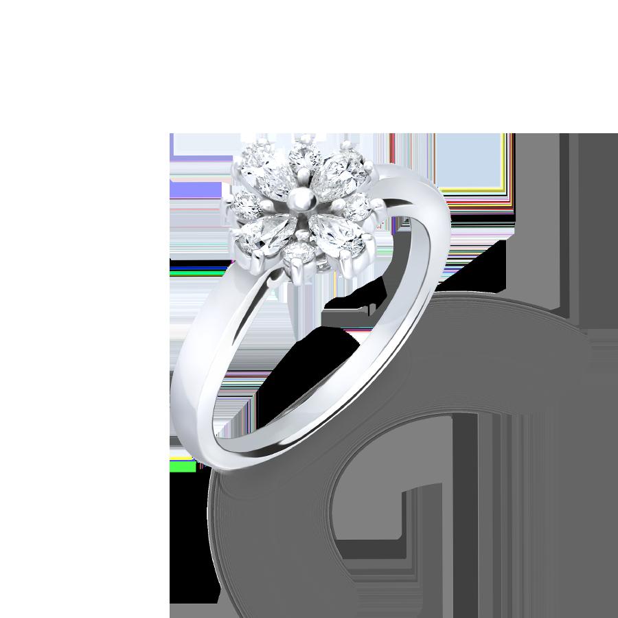 錦簇 鑽石戒指 / brocade