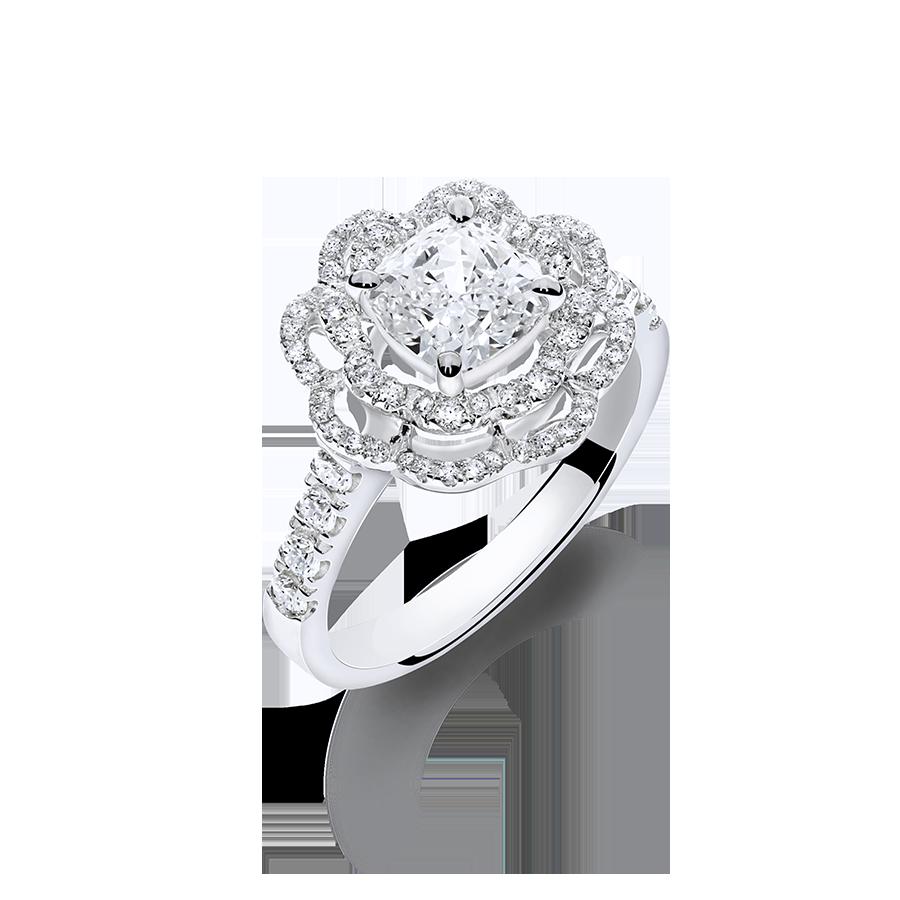 薔薇之戀 鑽石戒指 / Rosa Love