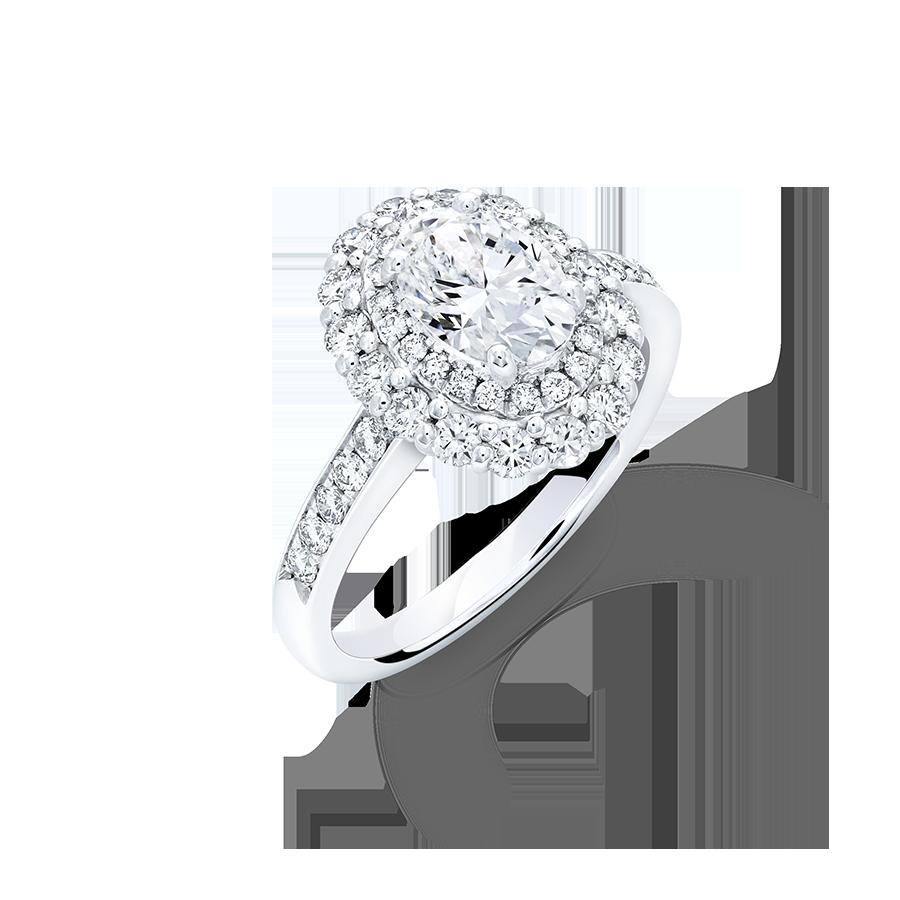 皎潔 鑽石戒指 /  Bright